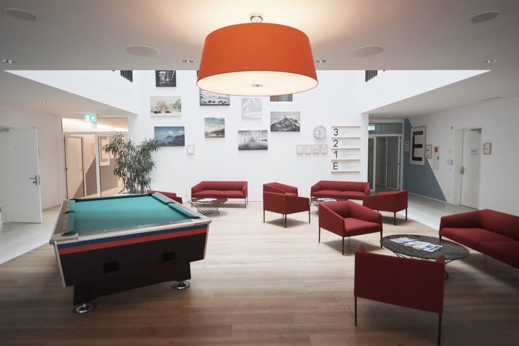 Lichthof Novellas Generationenhaus, Vilters